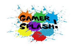 Gamer Splash Logo