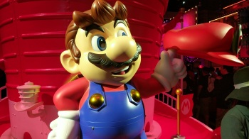 Mario on the Odyssey!